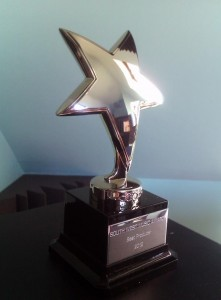 An Award forLee Fletcher