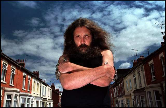Alan Moore – pic © Graham Barclay