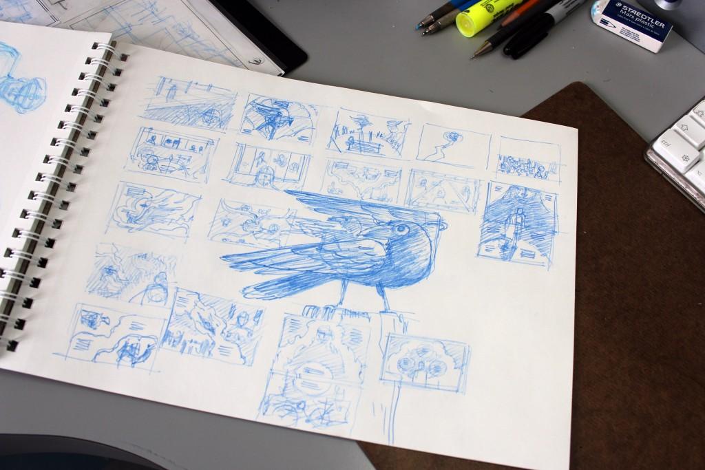 crow-sketch