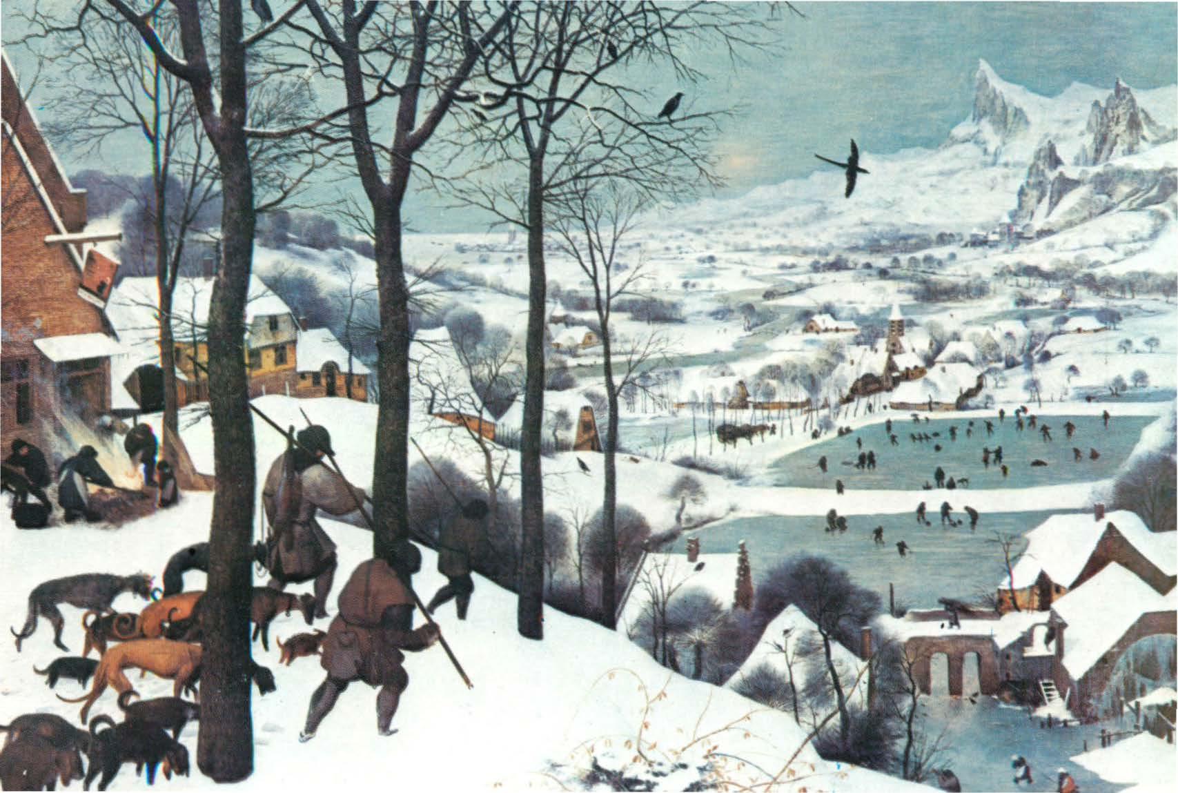 Bruegel-chasseurs